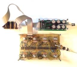 Benjolin #1 with +/-15V power supply