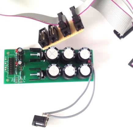 +/-15V power supply